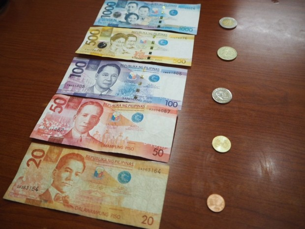 フィリピンペソ